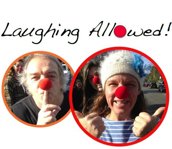 Laughing Allowed! – A How-to Guide for Making a Physical Comedy Show to Build Neighbourhood Resilience
