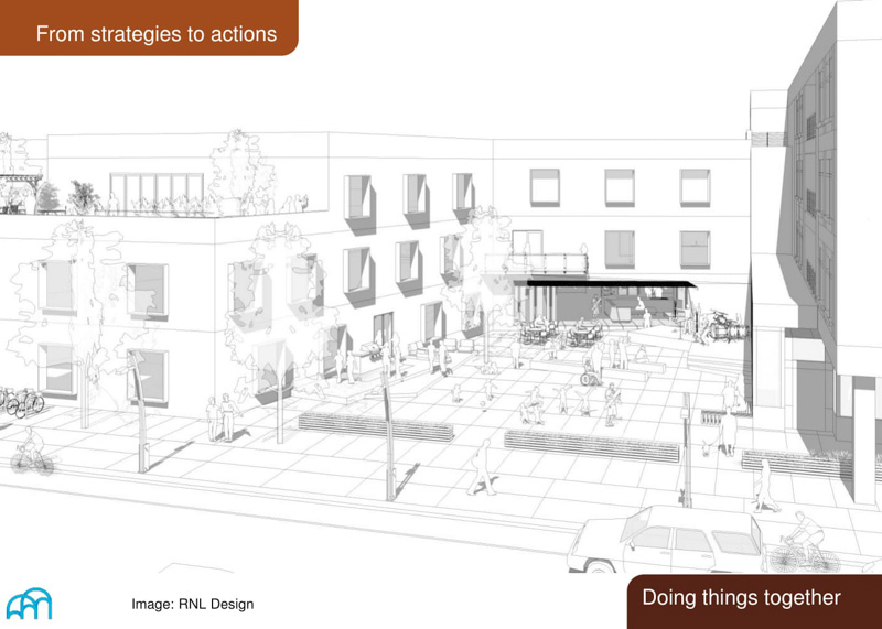 Happy Homes: A toolkit for building sociability through multi-family housing