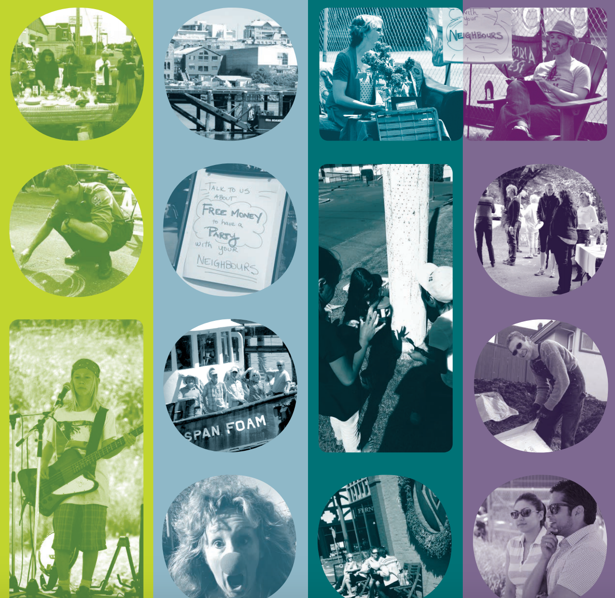 Building Resilient Neighbourhoods: Four Years of Learnings 2012-2016