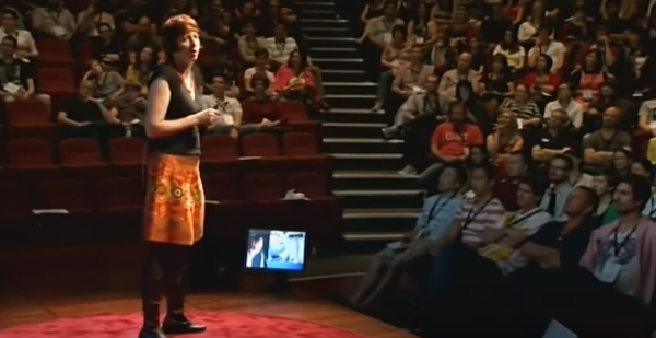 TEDx: Take a Street and Build a Community